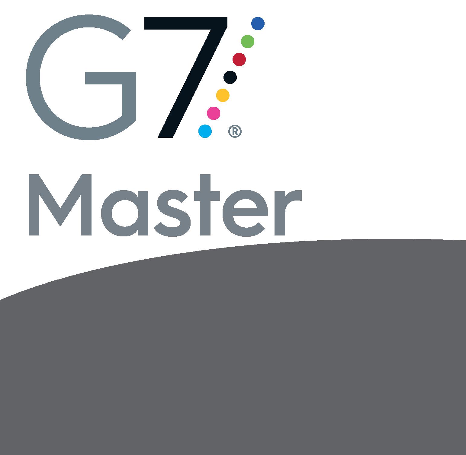 G7 Master banner logo L