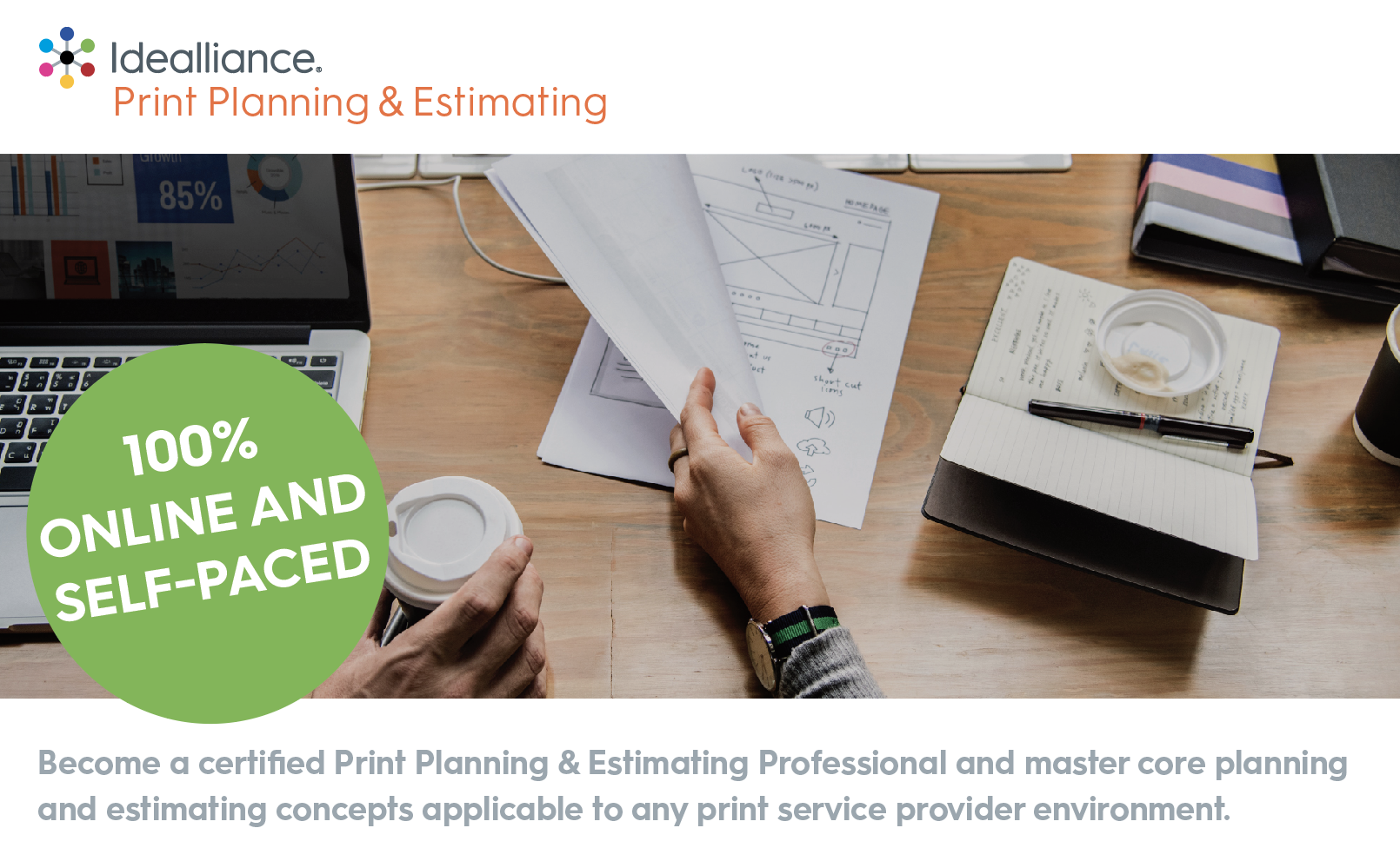 Print Planning & Estimating Certification Courses - Idealliance