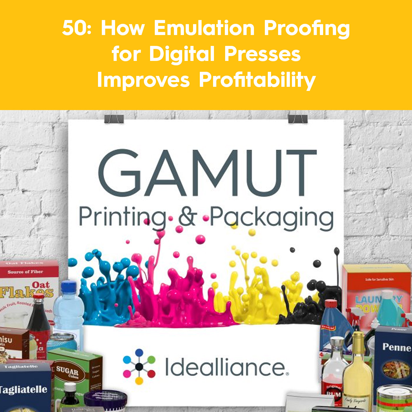 Gamut Podcast: How Emulation Proofing for Digital Presses Improves Profitability