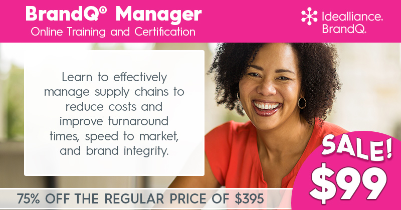BrandQ® Manager Online Training Sale