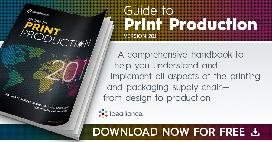 Idealliance Guide to Print Production Free Download