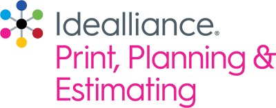 Idealliance Print Planning and Estimating Logo