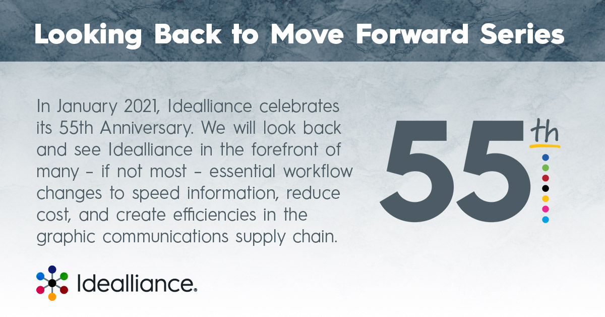 Idealliance 55th Anniversary History Series