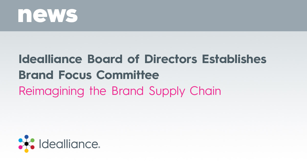 Brand Focus Committee from Idealliance