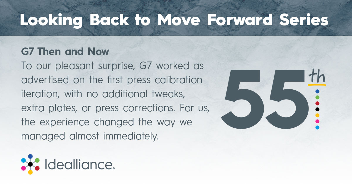 Looking Back to Move Forward Series—G7 Then and Now