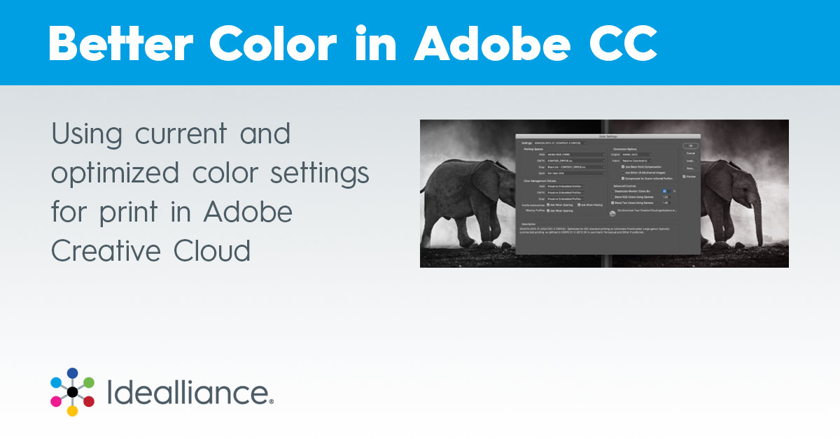How to get better color in Adobe Creative Cloud