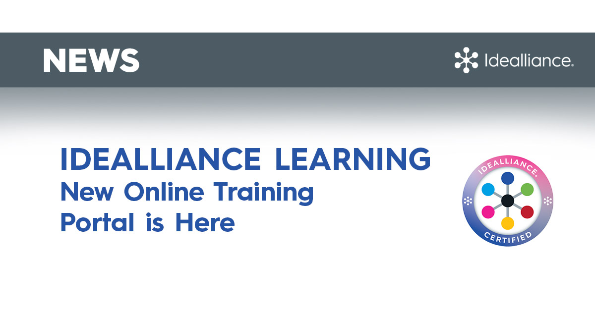 Idealliance Learning New Online Training Portal is Here